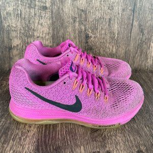 Nike Zoom All Out Fire Pink Women's Size 6